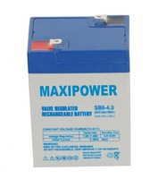 12v power supply ups battery rechargeable battery 6v4ah