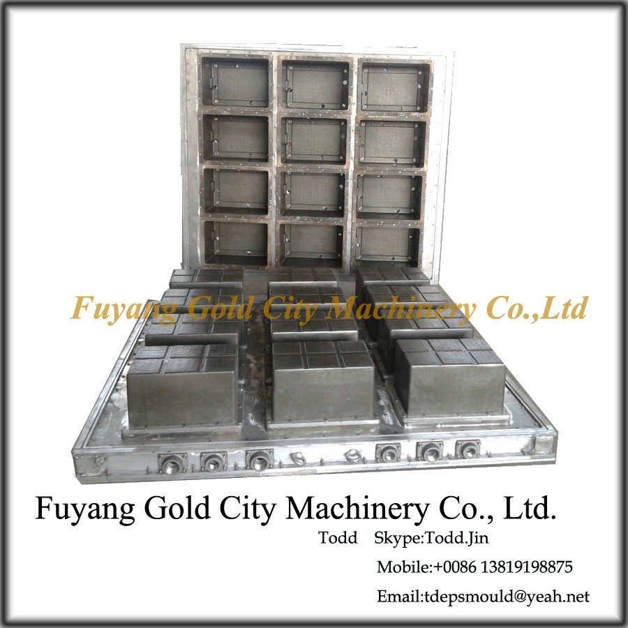 Expandable Polystyrene Mould