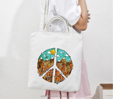 2016 Hot Sale High Quality Cloth Tote Canvas Cotton Bag
