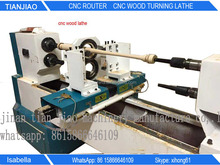USA woodworking baseball bat cnc wood turning lathe 8615866646109