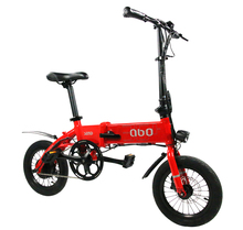 China supplier lithium battery folding electric bike for kids' school bicycle 36V 500W