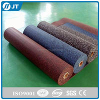 Rubber Gym Flooring Anti Fatigue Rubber