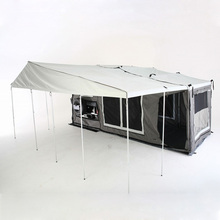 Mini Camper Trailer Tent With Mattress For Sale