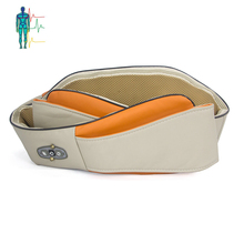 Cheap personalized electric belly vibration massage belt with heat