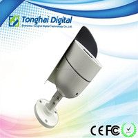 Security Surveillance Vandalproof Bullet Camera CMOS IR 48LED Array Indoor CCTV Night Vision Onvif Wireless IP Camera