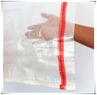 China Transparent PP Woven Bags