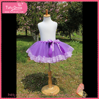 Tulle fluffy tutu skirt for baby girls, ladies designer purple skirt, girls in school short skirts