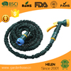 2016 hot Flexible Car Washing Watering Garden Hose with Spray Nozzle 7 function gun Shanghai