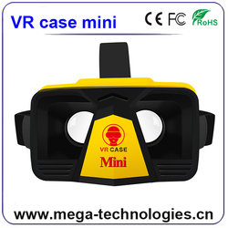 newest vr case mini size OEM free Alibaba gold supplier