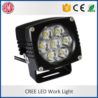 CNC made high-end new led work light,27w 4wd Boat Truck Car Accessories IP68 12v For ATV SUV 4WD led lighting led work light