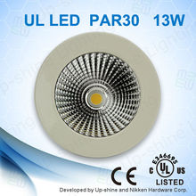 2014 NEW ARRIVAL ! UL CUL Listed CRI80 900lm retrofit kit 13W high lumen output led par 30 light