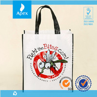 promotional shopping bag nonwoven advertising funny gift bags