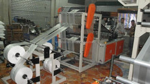 Xinshun Factory side sealing polythene bag making machine