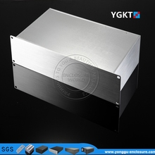480*88*250 mm Aluminum Shell/Case/Box/Housing/Profile Extrusion enclosure box Extruded Mechanical Parts Machining Parts