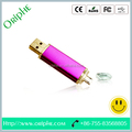 OTG Promotonal Smart mobile phone shell USB flash Drive