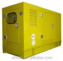 Small Size 35Kva Open type Power Diesel Generator Chinese engine