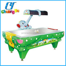 Coin operated Elephant ice machine air hockey animatronics