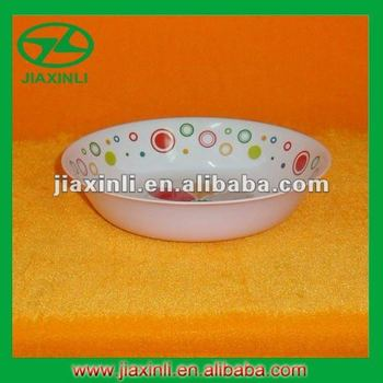 South America--Melamine Bowl
