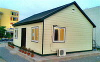 2015 Standard Modular Luxury Prefabricated Steel Frame Houses/Villa/Homes