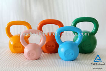 color raw surface iron kettlebell
