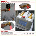 CE mark hnc laser physical therapy apparatus 808nm for neck and back physiotherapy equipment