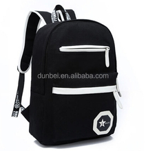 Trending new product 2015 high quality fashion bright colorful leisure school backpack