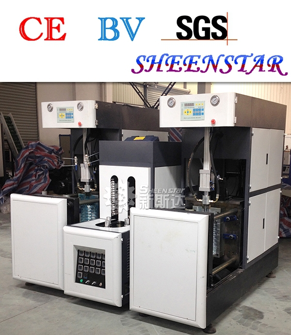 Automatic detergent shampoo bottle making machine / equipment from zhangjiagang