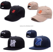 New design embroidery wide brim baseball hat trucker baseball cap covers