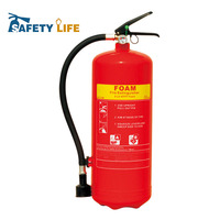 Factory price portable fire prevention 6kg halotron water fire extinguisher
