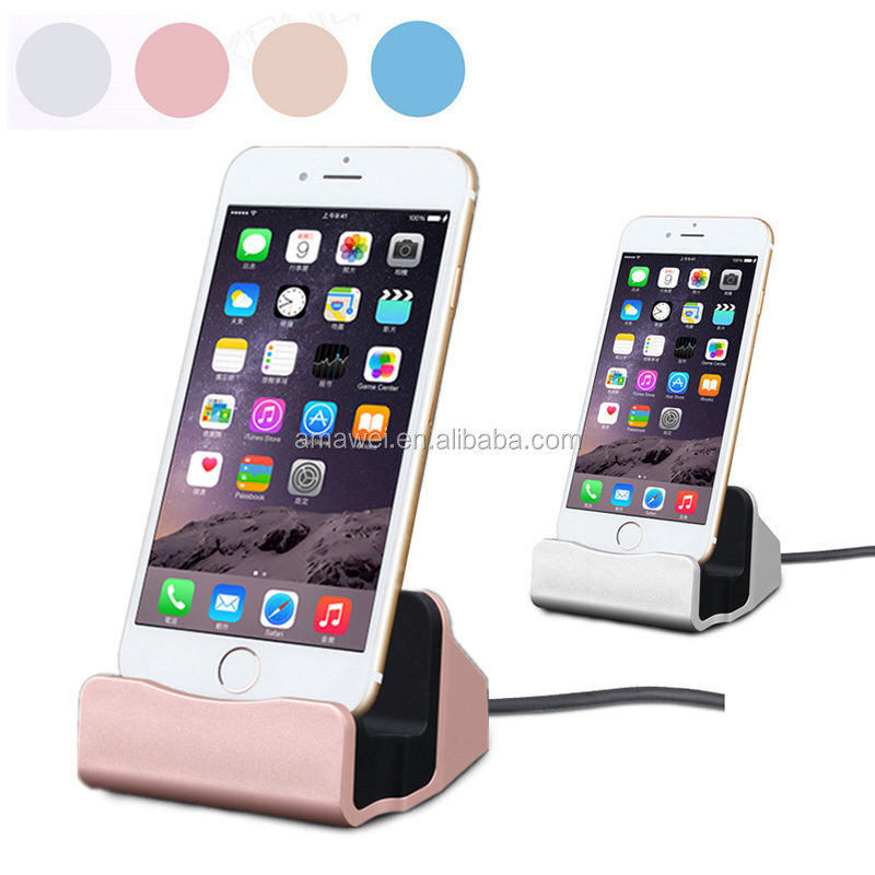 Wholesale Sync Dock Charging Docking Station for iPhone 7 7plus