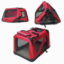 Portable Soft Pet Carrier rate Kennel for pet Dog Cat