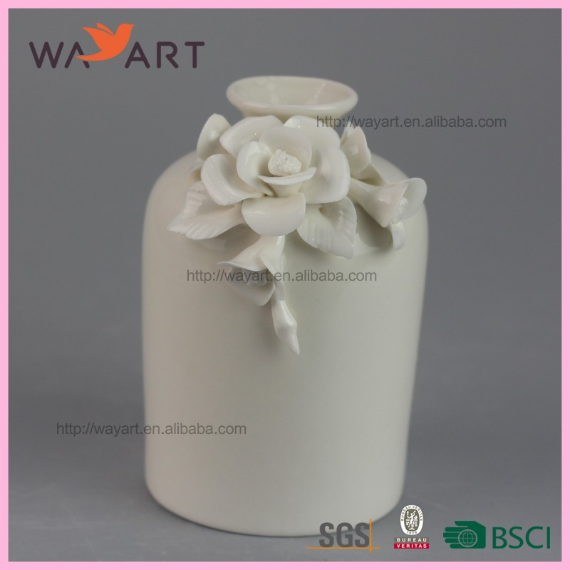 Good Quality Flower Ceramic Fragrance Diffuser For Wholesale