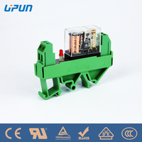 electronic component photocoupler optocoupler coupling relay terminal block module UDK2-RI 24Vac/dc