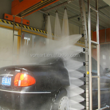 Full touchless automatic car wash machine cleaning equipment and names
