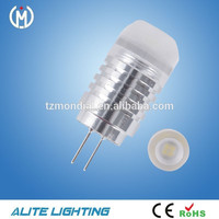 AC/DC 12V g4 led light g4 lampholders 1.5w to replace 15w Halogen bulb
