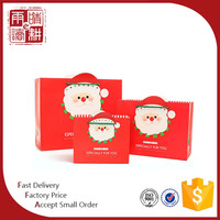Wholesale Factory Direct Cheap Christmas Gift Paper Bags With Handle