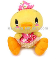 music plush duck/singing and dancing duck