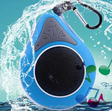 2014 Innovative Swimming Pool Blue tooth Speaker, Waterproof Blue tooth Speaker, IPX7 Waterproof Blue tooth Speaker with Sucker