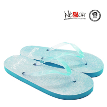 Personalize Soft Wholesale Woman Flip Flop White Supplier