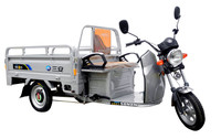 cabin cargo tricycle/tricycle scooter for cargo loading/three wheel motorcycle automatic