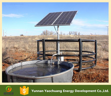 YAOCHUANG ENERGY 98% high efficient submersible / surface solar water pump system 15KW