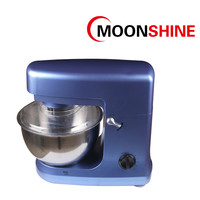 2015 New High quality 5L 800W multifunction stand mixer /dough mixer /food processor kitchen small appliance 110V-240V