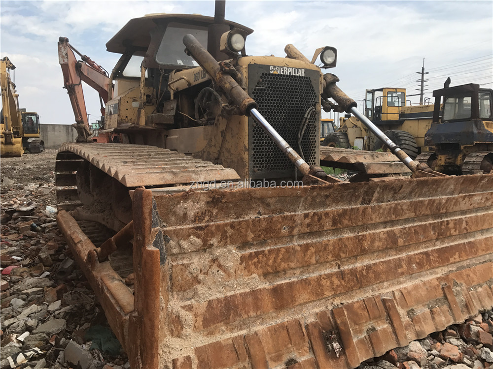 japan D6D bulldozer with ripper used D3C D3G D4 D5K D5M D5N D6R D6H D6G D6D D7 D8 D9 D10 bulldozer original japan for sale