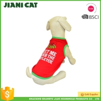 Promotional cheap new pet clothes