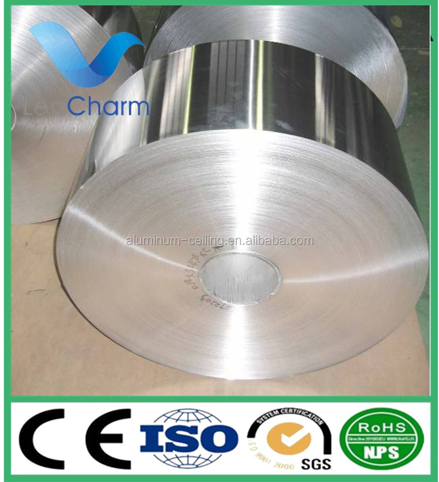 coil aluminum with Width to 2620mm (A1050 1060 1100 3003 3105 5005 5052 5083)