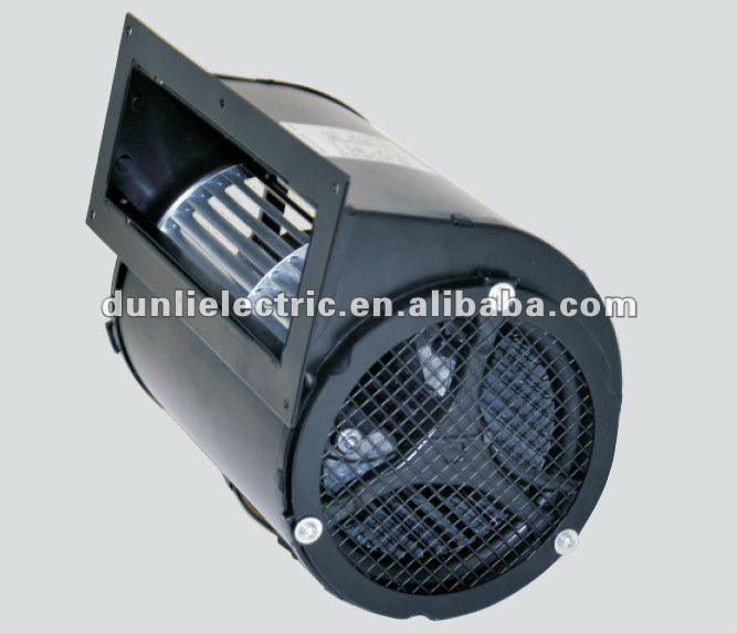 Centrifugal blowers with dual inlet fans 133mm