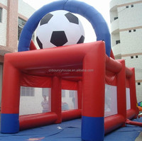 New design Inflatable Football Games/Inflatable Soccer Field/Inflatable Sport Game For Sale