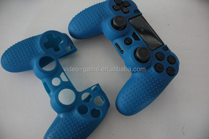 Silicone case with dots for S O N Y PS4 controller