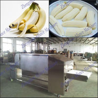 Low price high quality pisang peeling equipment on hot sale