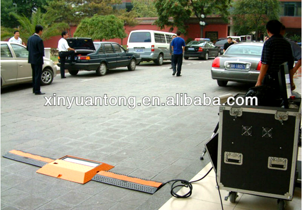 China factory Best-sell Under Vehicle Searching System(UVSS) CTB2008A
